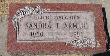 ARMIJO, SANDRA T. - Minnehaha County, South Dakota   SANDRA T. ARMIJO - South Dakota Gravestone Photos
