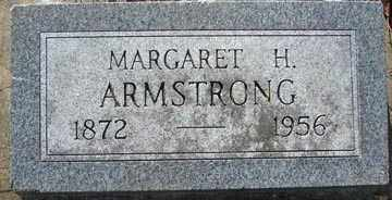 ARMSTRONG, MARGARET H. - Minnehaha County, South Dakota   MARGARET H. ARMSTRONG - South Dakota Gravestone Photos