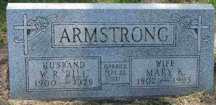 "ARMSTRONG, W.R. ""BILL"" - Minnehaha County, South Dakota 