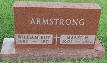 ARMSTRONG, MABEL H. - Minnehaha County, South Dakota | MABEL H. ARMSTRONG - South Dakota Gravestone Photos