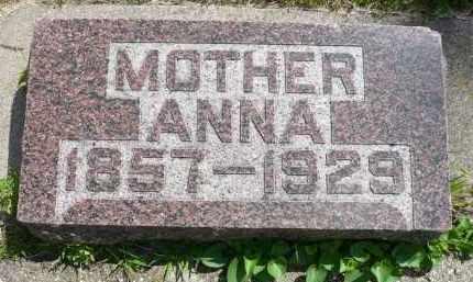 ARNESON, ANNA - Minnehaha County, South Dakota | ANNA ARNESON - South Dakota Gravestone Photos