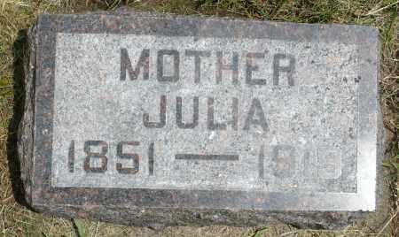 ARNESON, JULIA - Minnehaha County, South Dakota | JULIA ARNESON - South Dakota Gravestone Photos