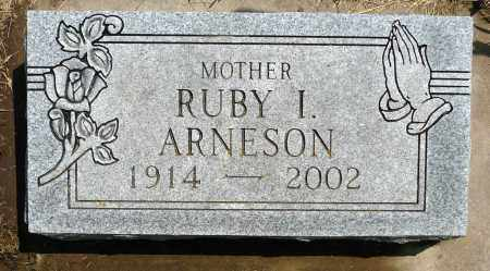 ARNESON, RUBY I. - Minnehaha County, South Dakota | RUBY I. ARNESON - South Dakota Gravestone Photos