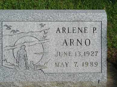 ARNO, ARLENE P. - Minnehaha County, South Dakota | ARLENE P. ARNO - South Dakota Gravestone Photos