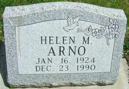 ARNO, HELEN M. - Minnehaha County, South Dakota | HELEN M. ARNO - South Dakota Gravestone Photos