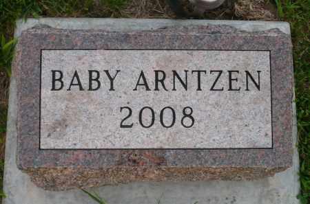 ARNTZEN, INFANT - Minnehaha County, South Dakota | INFANT ARNTZEN - South Dakota Gravestone Photos