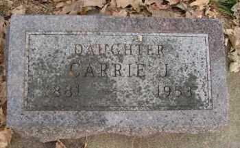 ARSHEM, CARRIE  J. - Minnehaha County, South Dakota | CARRIE  J. ARSHEM - South Dakota Gravestone Photos