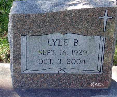ARVIDSON, LYLE B. - Minnehaha County, South Dakota | LYLE B. ARVIDSON - South Dakota Gravestone Photos