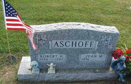 ASCHOFF, JEAN M. - Minnehaha County, South Dakota   JEAN M. ASCHOFF - South Dakota Gravestone Photos