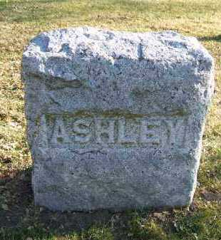 ASHLEY, FAMILY STONE - Minnehaha County, South Dakota   FAMILY STONE ASHLEY - South Dakota Gravestone Photos