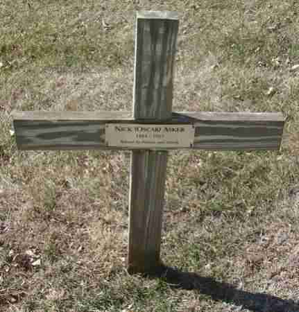 ASKER, NICK OSCAR - Minnehaha County, South Dakota   NICK OSCAR ASKER - South Dakota Gravestone Photos