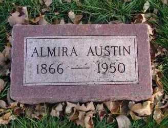 AUSTIN, ALMIRA - Minnehaha County, South Dakota   ALMIRA AUSTIN - South Dakota Gravestone Photos