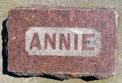 AUSTIN, ANNE - Minnehaha County, South Dakota | ANNE AUSTIN - South Dakota Gravestone Photos