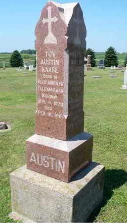 AUSTIN, CHARLEY - Minnehaha County, South Dakota | CHARLEY AUSTIN - South Dakota Gravestone Photos