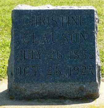 AUSTIN, CHRISTINE - Minnehaha County, South Dakota   CHRISTINE AUSTIN - South Dakota Gravestone Photos