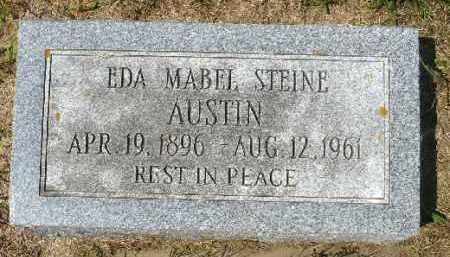 AUSTIN, EDA MABEL - Minnehaha County, South Dakota | EDA MABEL AUSTIN - South Dakota Gravestone Photos