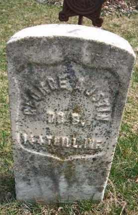 AUSTIN, GEORGE - Minnehaha County, South Dakota | GEORGE AUSTIN - South Dakota Gravestone Photos