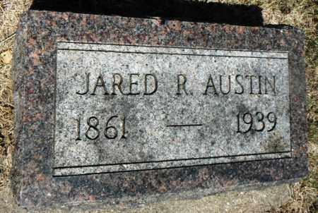 AUSTIN, JARED ROY - Minnehaha County, South Dakota | JARED ROY AUSTIN - South Dakota Gravestone Photos