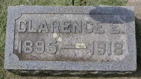 BABCOCK, CLARENCE E - Minnehaha County, South Dakota   CLARENCE E BABCOCK - South Dakota Gravestone Photos