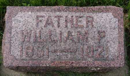 BABCOCK, WILLIAM P - Minnehaha County, South Dakota | WILLIAM P BABCOCK - South Dakota Gravestone Photos
