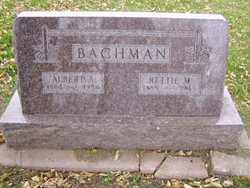 BACHMAN, ALBERT A. - Minnehaha County, South Dakota   ALBERT A. BACHMAN - South Dakota Gravestone Photos