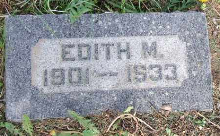 BACKLUND, EDIT M. - Minnehaha County, South Dakota | EDIT M. BACKLUND - South Dakota Gravestone Photos