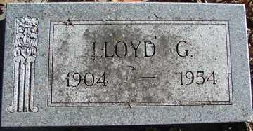 BAHR, LLOYD G. - Minnehaha County, South Dakota | LLOYD G. BAHR - South Dakota Gravestone Photos