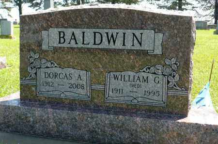 BALDWIN, DORCAS - Minnehaha County, South Dakota | DORCAS BALDWIN - South Dakota Gravestone Photos
