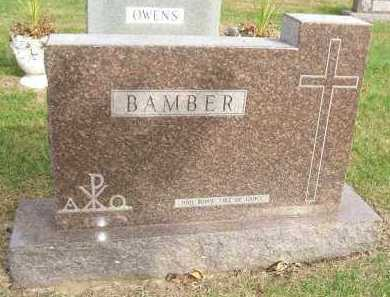 BAMBER, FAMILY STONE - Minnehaha County, South Dakota | FAMILY STONE BAMBER - South Dakota Gravestone Photos