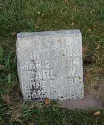 BAPP, EARL W. - Minnehaha County, South Dakota | EARL W. BAPP - South Dakota Gravestone Photos