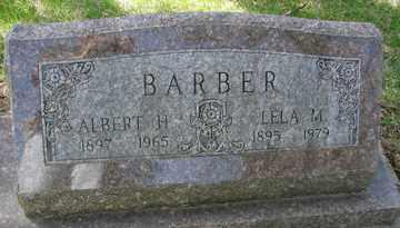 BARBER, LENA M. - Minnehaha County, South Dakota | LENA M. BARBER - South Dakota Gravestone Photos