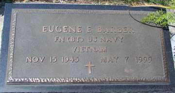 BARBER, EUGENE E. (VIETNAM) - Minnehaha County, South Dakota   EUGENE E. (VIETNAM) BARBER - South Dakota Gravestone Photos