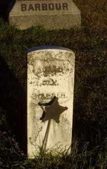 BARBOUR, HARRIS S. - Minnehaha County, South Dakota | HARRIS S. BARBOUR - South Dakota Gravestone Photos