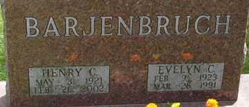 BARJENBRUCH, EVELYN C. - Minnehaha County, South Dakota | EVELYN C. BARJENBRUCH - South Dakota Gravestone Photos