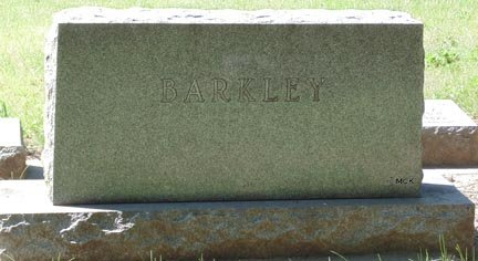 BARKLEY, FAMILY HEADSTONE - Minnehaha County, South Dakota | FAMILY HEADSTONE BARKLEY - South Dakota Gravestone Photos