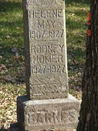 BARNES, RODNEY HOMER - Minnehaha County, South Dakota | RODNEY HOMER BARNES - South Dakota Gravestone Photos