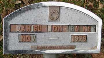 BARNEY, DANIEL JON - Minnehaha County, South Dakota | DANIEL JON BARNEY - South Dakota Gravestone Photos