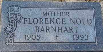 BARNHART, FLORENCE - Minnehaha County, South Dakota | FLORENCE BARNHART - South Dakota Gravestone Photos