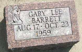 BARRETT, GARY LEE - Minnehaha County, South Dakota | GARY LEE BARRETT - South Dakota Gravestone Photos