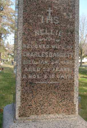 BARRETT, NELLIE - Minnehaha County, South Dakota   NELLIE BARRETT - South Dakota Gravestone Photos