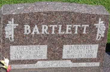 BARTLETT, DOROTHY A. - Minnehaha County, South Dakota | DOROTHY A. BARTLETT - South Dakota Gravestone Photos