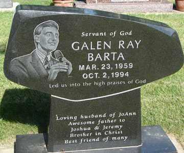 BARTA, GALEN RAY - Minnehaha County, South Dakota | GALEN RAY BARTA - South Dakota Gravestone Photos