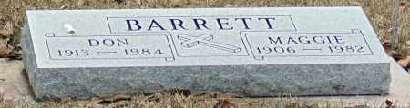 BARTLETT, DON - Minnehaha County, South Dakota   DON BARTLETT - South Dakota Gravestone Photos