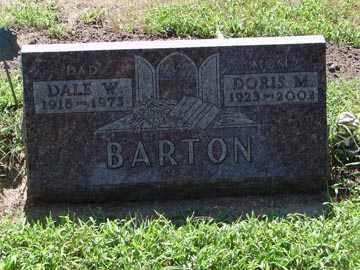 BARTON, DORIS M. - Minnehaha County, South Dakota | DORIS M. BARTON - South Dakota Gravestone Photos