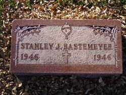BASTEMEYER, STANLEY J. - Minnehaha County, South Dakota   STANLEY J. BASTEMEYER - South Dakota Gravestone Photos