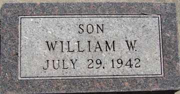 BATCHELLER, WILLIAM  W. - Minnehaha County, South Dakota | WILLIAM  W. BATCHELLER - South Dakota Gravestone Photos