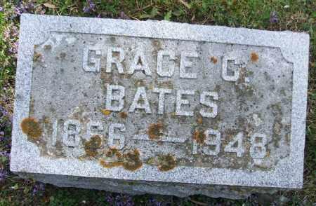 BATES, GRACE C. - Minnehaha County, South Dakota | GRACE C. BATES - South Dakota Gravestone Photos
