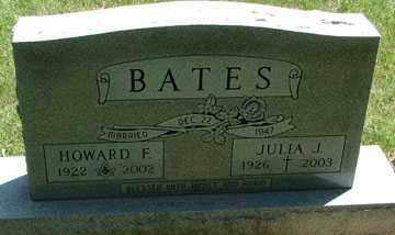 BATES, JULIA J. - Minnehaha County, South Dakota   JULIA J. BATES - South Dakota Gravestone Photos