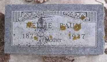 BAUM, NELLIE - Minnehaha County, South Dakota | NELLIE BAUM - South Dakota Gravestone Photos