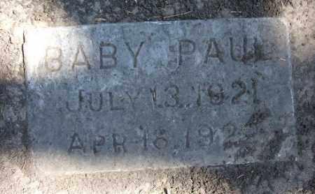 BARRETT, PAUL K. - Minnehaha County, South Dakota | PAUL K. BARRETT - South Dakota Gravestone Photos